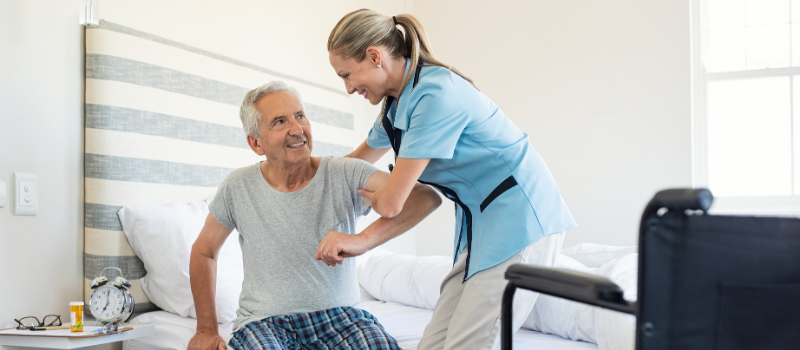 opieka nad osoba starsza