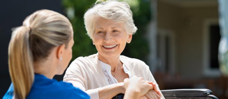 opieka osob starszych